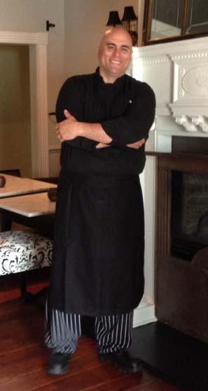 White Dog Bistro Chef Chef Walter Wilkes