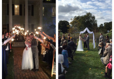 Wedding at the White Dog