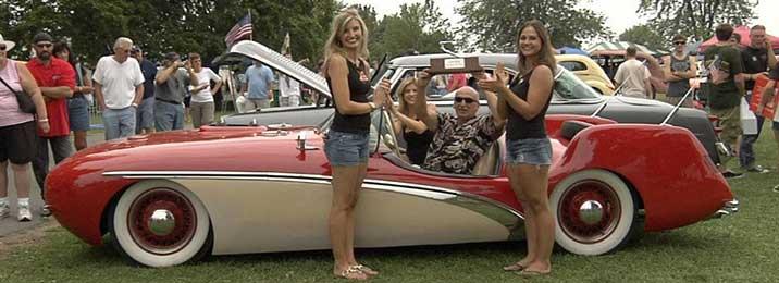 Mathews, VA Car Show